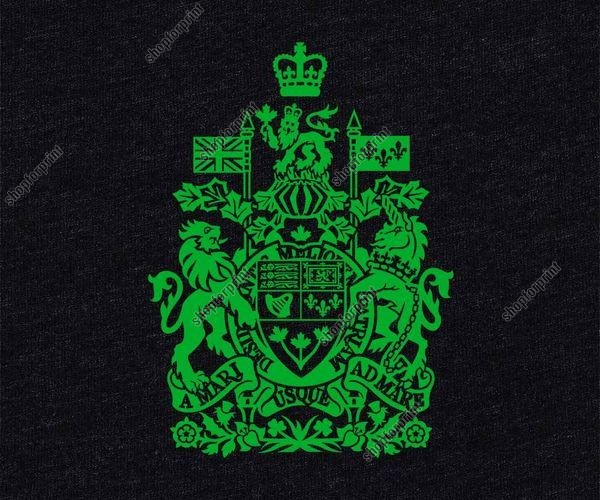 Canadian Coat of Arms in Vector Formats