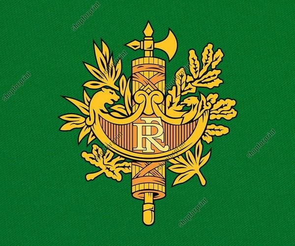 National Emblem Of France Image For Design