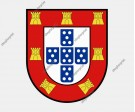 Portugal Coat of Arms Vector (4 Several Pictures)
