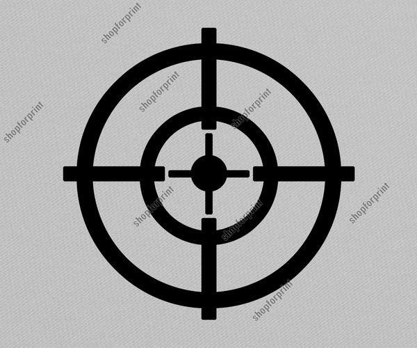 Sniper Scope Vector