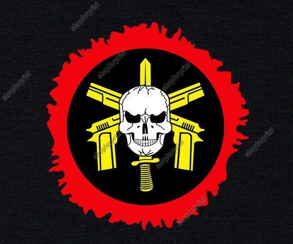 Bope Emblems (Set of Five Images)