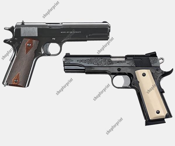 Colt M1911 Vector