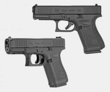 Glock 19 Vector