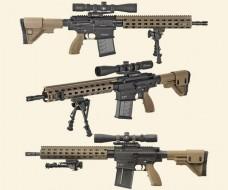 HK MR762A1 Rifle