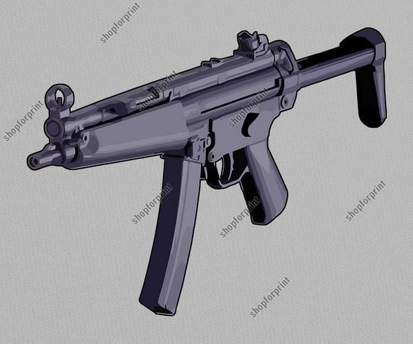 Vector Arms MP5