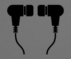 Earphone Vector