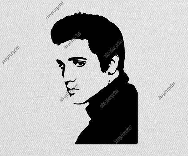 Elvis Clipart Free