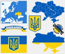 Ukraine Vector Pack