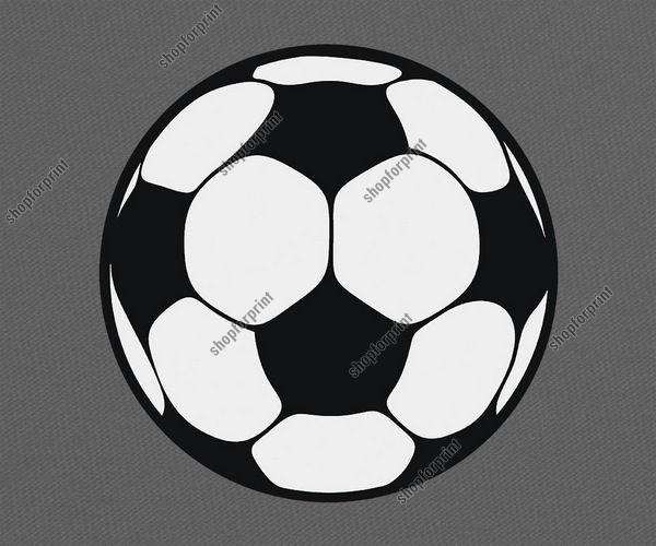 Soccer Ball Vector Free
