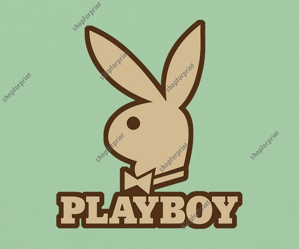 PlayBoy Logo Vector. (Six Images)