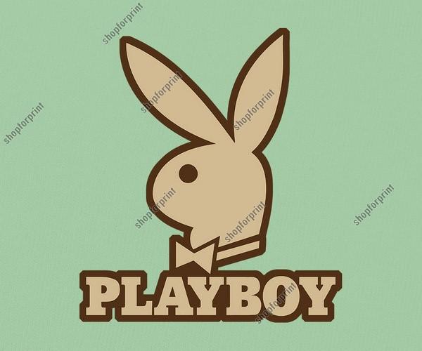 PlayBoy Logo Vector. (Six Images)