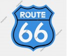 Route 66 Pack in Vector (Six Images)